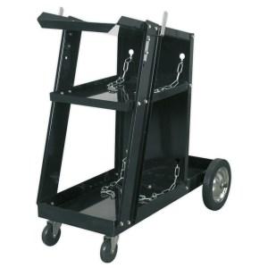 3 Tier Portable Welding Trolley