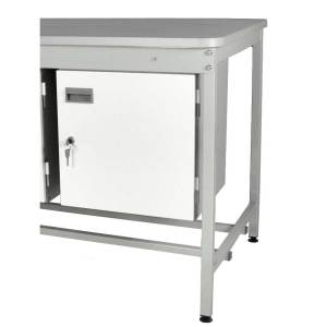 435 x 420 x 420 Storage Cupboard for MR Mailroom Workbenches