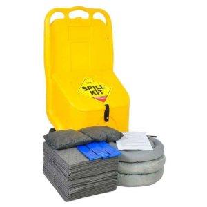 70 litre Oil & Fuel Mobile spill kit