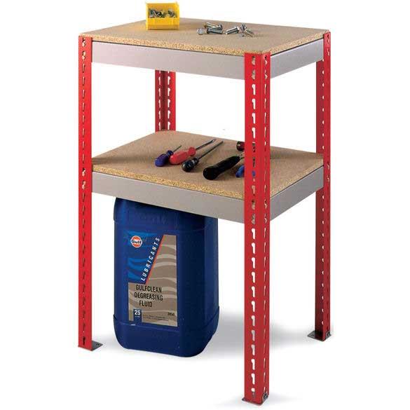 Add-on Just Workbenches inc Under shelf 900 wide x 450 deep