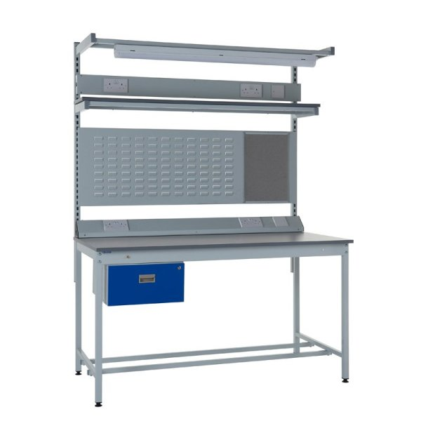 BQ MFC top General Purpose Workbench 1500w x 750d