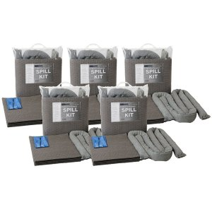 Box of 12 Chemical30litre spill kits