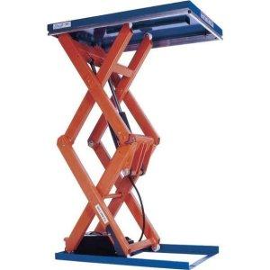 Double Vertical Scissor Lifts 3,000kg cap 900w x 1700 long