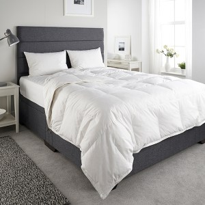 Downland Anti Allergy 10.5 Tog Duck Feather & Down Double Duvet