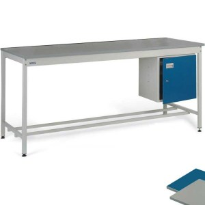 ESD Workbench with Neostat Worktop 1200w x 600d Bench
