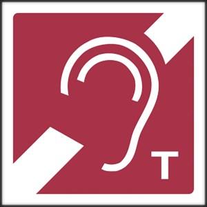 Ear Symbol Braille Sign
