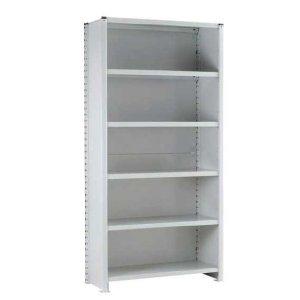 Euro Shelving Fully Clad Bay - 6 shelf Extension 1800h x 1000w x 600d