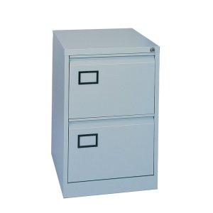 Express filing cabinets 2 drawer black