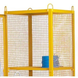 Extra Shelves For Mesh Storage Cage - 1400mm Wide