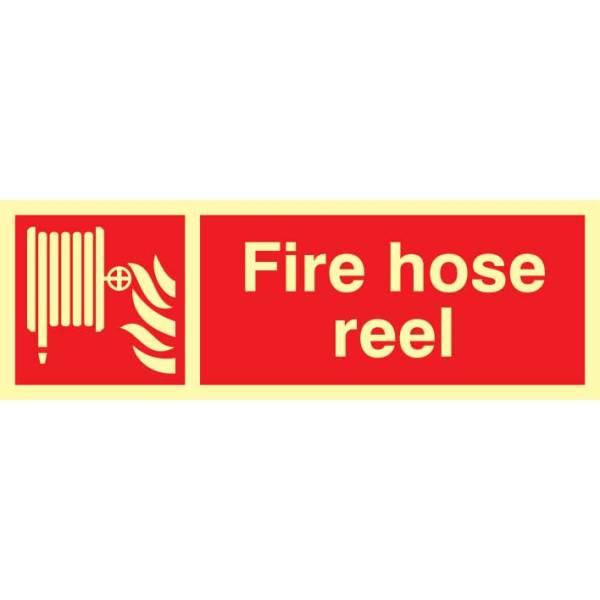 Fire Hose Reel Sign - PHS (300 x 100mm)