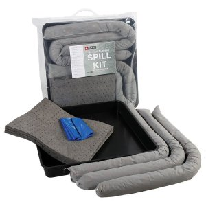 General purpose Spill Kits with drip tray 20 litre