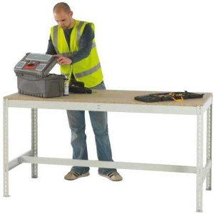 Just Workbench with Chipboard Top 1800 wide x 750 deep
