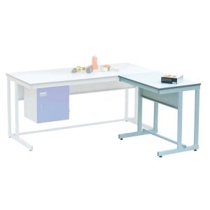 Laminate Top Cantilever Extension Workbench 1200w x 600d