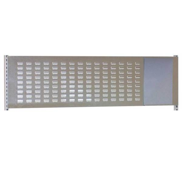 Louvre Panel Back 450h for 1200 w BA/BC/BQ/BS Workbenches