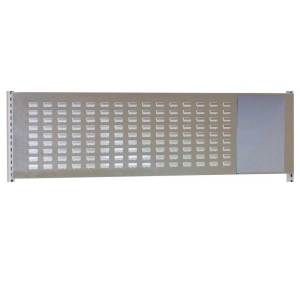 Louvre Panel Back 450h for 1800 w BA/BC/BQ/BS Workbenches
