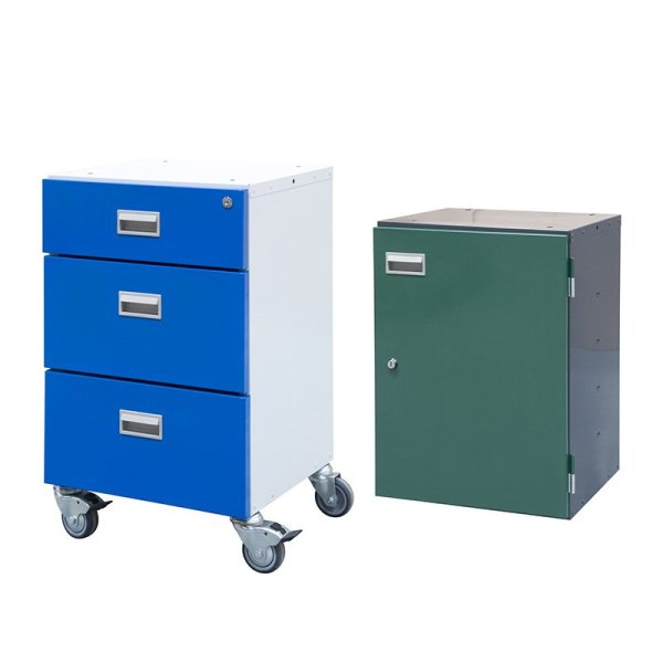Mobile Cupboard 685 high for BA/BC/BE/BQ Workbenches