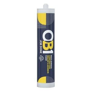 OB1 290ml Sealant & Adhesive - Clear