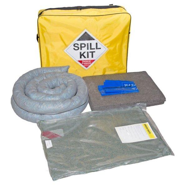 Oil & Fuel Spill Kit in Shoulder Bag