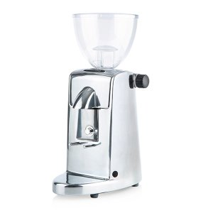 Piccino Coffee Grinder in Polished Chrome Finish