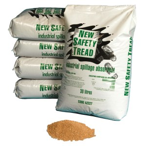 Premium Absorbent Spill Control Granules - pallet of 30 bags