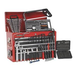 Sealey American Pro 9 Drawer Top Chest Tool Box with 204pc Tool Kit