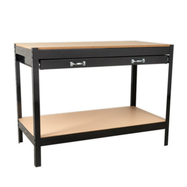 Sealey Workbench with 1 Drawer - 1.2m