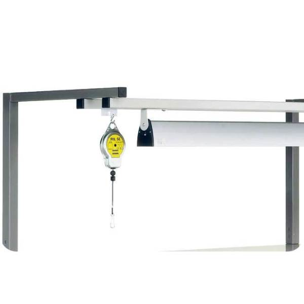 Tool & Light Support for TPH workbenches for 1500w bench