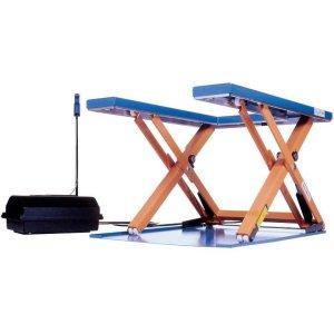 U shape Low Profile Scissor Lifts 2,000kg cap 820 Stroke 1350 x 1145