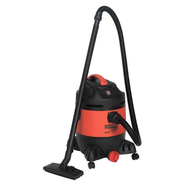 Vacuum Cleaner Industrial 30ltr 1400W/230V Stainless Bin