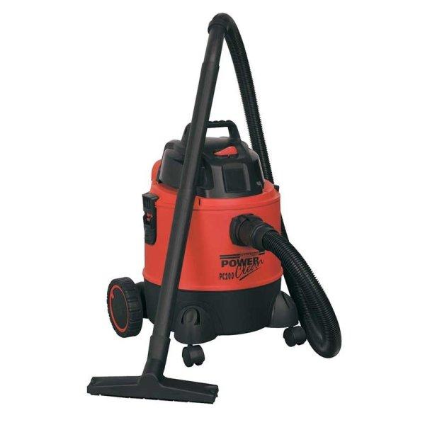 Vacuum Cleaner Industrial Wet & Dry 20ltr 1250W/230V Stainless Bin