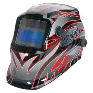 Welding Helmet with Auto Darkening Shade 9-13