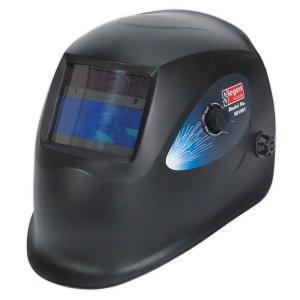 Welding Helmet with Infinitely Adjustable Shade Control