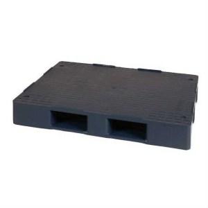 1000 x 1200mm Heavy Weight Plastic Pallet - Open Deck c/w Lip 1000kg