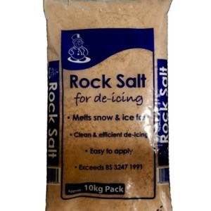 Hadley Brown Rock Salt - 10KG