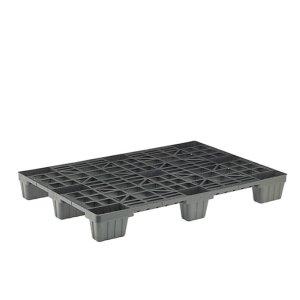 Mediumweight Plastic Pallet - Gridded, Regular, 800x1200, 1500kg