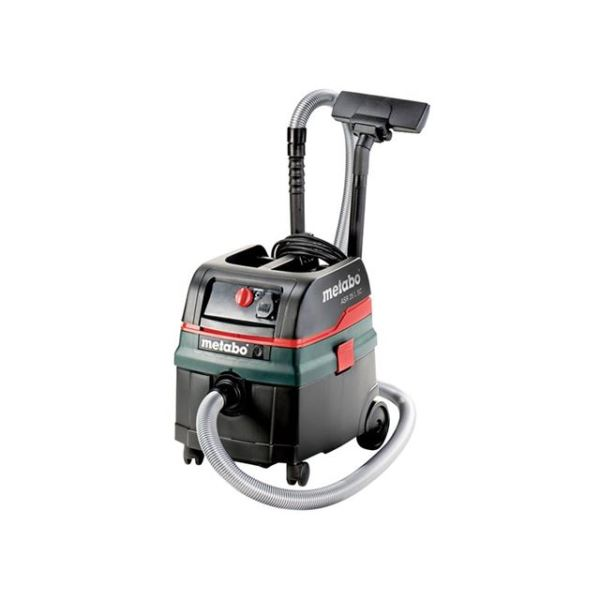 Metabo ASR 25L SC Wet & Dry Vacuum Cleaner 1400W 240V