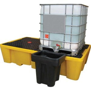Overflow / Dispenser Tray for BBC1 Containment Pallets