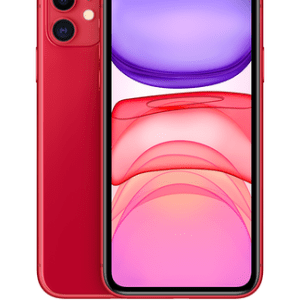 Apple iPhone 11 128GB (PRODUCT) RED at £49 on Red (24 Month contract) with Unlimited mins & texts; 2GB of 4G data. £50 a month.