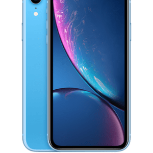 Apple iPhone XR 64GB Blue at £29 on Red with Entertainment (24 Month contract) with Unlimited mins & texts; 6GB of 5G data. £53 a month.