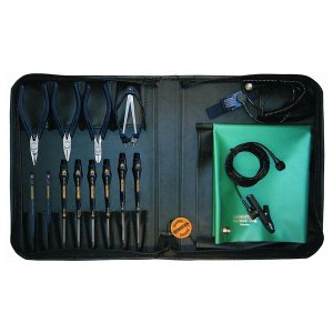 Bernstein 2221 Zipper Case Made From Conductive Material Without Tools