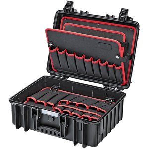 """Knipex 00 21 35 LE Tool Case """"Robust"""" - Empty"""