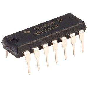 Texas Instruments SN74LS93N 4 Bit Binary Counter