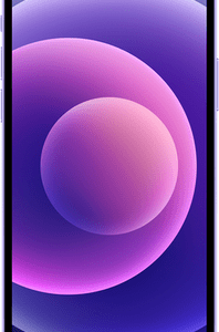 Apple iPhone 12 5G 128GB Purple at £29 on Red (24 Month contract) with Unlimited mins & texts; 25GB of 5G data. £59 a month.