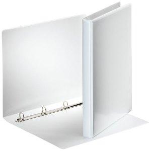 Esselte 49700 Essentials Presentation Binder 4 O Ring 16mm Capacit...