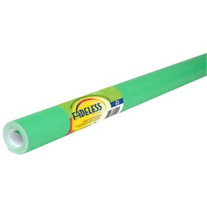 Fadeless 5714-5 Paper Dash Five Emerald Green