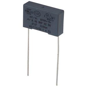 Kemet R463I21005001K 0.01uF 10% 310Vac X2 Polypropylene Film Capacitor