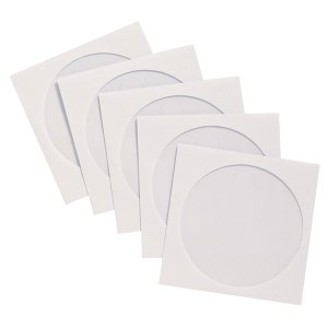 Q-Connect KF02206 Paper CD Envelopes - Pack of 50