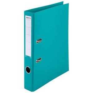 Rapid A4 Folder Lever Arch File 50mm Polypropylene Turquoise
