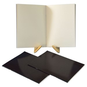Rapid Laminated Sketch Book A4 135gsm - Pack of 25