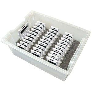 TickiT Classpack of 30 Basic Calculators + Teacher Desktop Calculator